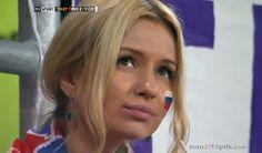 beautiful romanian women | EURO 2012 Girls Fans « Wags « MR.SPORT