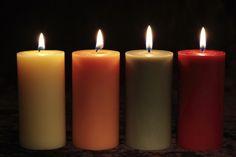 Make a Mabon Prosperity Candle