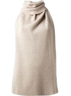 MAISON MARTIN MARGIELA Contrast Sleeve Sweater