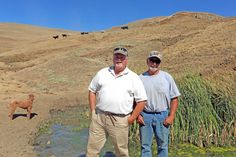 Sparling Ranch Conservation Bank is a win-win for cattle ranchers and wildlife.