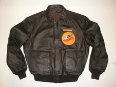 Leather flight Jackets WWII Squadron patches on Pinterest | Wwii