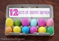12 Acts of Secret service