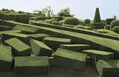 Get lost in Philippe Jarrigeon's photographs of mazes.
