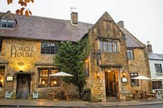 stow on the wold england | The Cool Hotel Guide: The Porch House, Stow-on-the-Wold