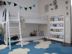 Kinderzimmer Einrichten; Kinderzimmer Türkis Blau; Modernes Jungenzimmer