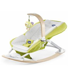 Buy your Chicco I-Feel Rocker - Green from Kiddicare Baby Event| Online baby shop | Nursery Equipment