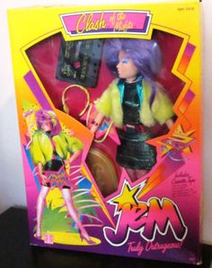 Clash #vintage #toy #doll #1986 $79.99