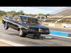 Wheelstanding 1964 Dodge HEMI 330 | Drag Racing | HOT CARS