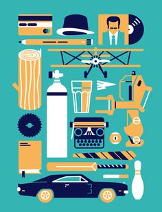 WEAPONS OF CHOICE - Timo Meyer - Illustration