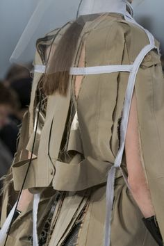 Maison Margiela at Couture Spring 2017 (Details)