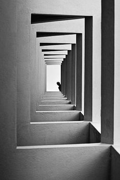 Black & White Photography Inspiration : through to you by Witta Priester Shape Photography, Minimal Photography, Pattern Photography, Abstract Photography, Street Photography, Negative Space Photography, Photography Blogs, Iphone Photography, Urban Photography