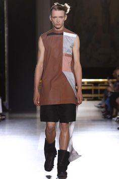 Rick Owens Menswear Spring Summer 2015 Paris - NOWFASHION