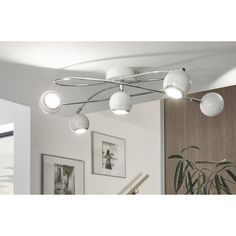 You'll love the Locanda 5 Light Ceiling Spotlight at Wayfair.co.uk - Great Deals on all Lighting products with Free Shipping on most stuff, even the big stuff.