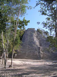 Ruinas de Cobá.