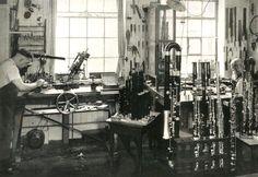 Heckel workshop