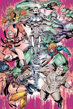 Image Comics, Dc Comics, Anime Comics, Comic Movies, Comic Book Characters, Comic Character, Comic Book Artists, Comic Artist, Comic Books Art