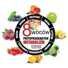Przyspieszamy metabolizm? Speeding up metabolism? #metabolizm #owoce #zdrowie #health #healthy #fruit #fitness #dieta #diet #fit #sport