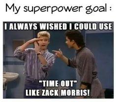 Zack Morris tho
