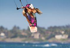 kitesurf girl love made in www.adoscool.com