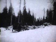 Cunliffe Depot-Allagash River & Fort Kent- Winter 1932-1933, Fort Kent Historical Society - YouTube