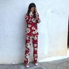Candid, Behind The Scenes, Jumpsuit, Bts, Floral, Instagram Posts, Dresses, Fashion, Overalls