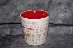 Starbucks 2008 Original 12 Days of Christmas Mug Coffee Cup 14 oz #Starbucks