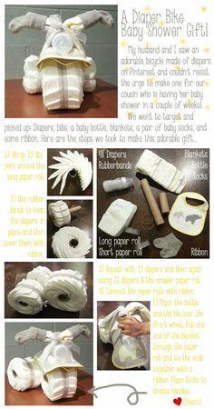 Pop Clink Cheers: DIY Baby Shower Gift!