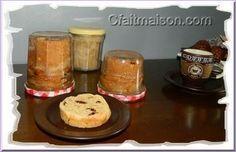 Technique des cakes en bocaux. - Cuisson, conservation
