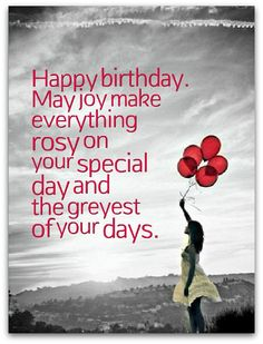 """Cool birthday wishes and birthday quotes can only amp up the """"cool factor"""" of your loved one's big day. Find the coolest words here. Best Birthday Wishes, Birthday Messages, Birthday Quotes, Happy Birthday, Special Day, Cool Words, First Love, Joy, Cards"""