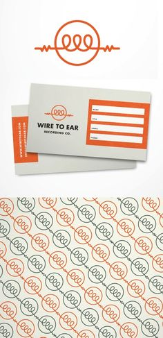 Perfectly loopy identity and branding.