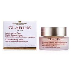 CLARINS  Extra-Firming Neck Anti-Wrinkle Rejuvenating Cream 50ml/1.6oz