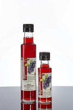 Heidelbeer Essig Schnapps, Vinegar, Home Made