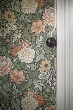 Bringing to life the luscious beauty of late summer days, our Dahlia Garden wallpaper depicts an intricate landscape of flowers and foliage. Succulent Gardening, Garden Planters, Organic Gardening, Vegetable Gardening, Blooming Flowers, Summer Flowers, Farmhouse Style Curtains, Inspirational Wallpapers, Garden Care