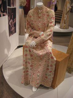Kent State Museum - Katharine Hepburn movie costumes