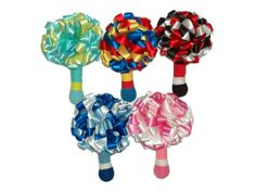 TagRattles by TagsMania they come in these colors and are the perfect gift for a baby or toddler!!!!!!