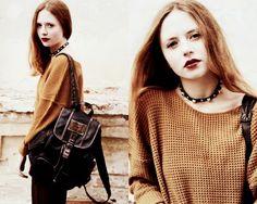 Favorite redhead (by Kristina M) http://lookbook.nu/look/4097050-favorite-redhead