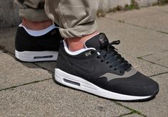 Nike Air Max Black Smoke