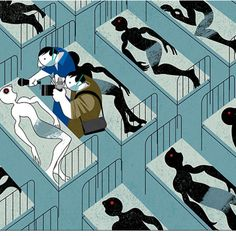 One Powerful Illustration Shows Exactly What's Wrong With How the West Talks About Ebola