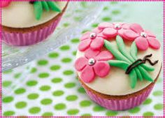 Afbeeldingsresultaat voor cupcakes versieren