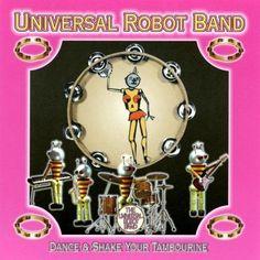 Bate-Boca & Musical: The Universal Robot Band - Dance & Shake Your Tambourine (1977)