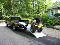 http://www.motorcyclemaintenancetips.com/motorcycleloaders.php MotorcycleMaintenanceTips.com has some tips on locating a loader that would make unloading and loading a motorcycle onto a pickup truck easy.