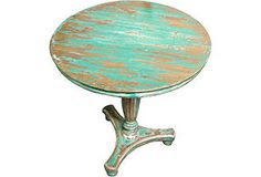 Green Coffee Table II
