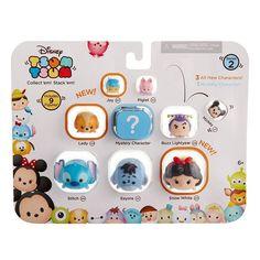 Disney Tsum Tsum 9-pk. Wave 2 Style 1, Multicolor