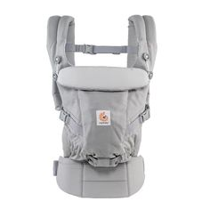 Ergobaby Carriers Adapt Pearl Grey | Baby Carriers at Hello Charlie $209 http://www.hellocharlie.com.au/ergobaby-carriers-adapt-pearl-grey/