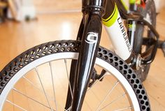 Awesome Bike Tires That Can NEVER Go Flat… Look How It's Done.