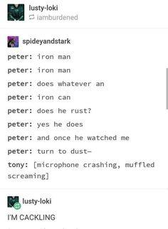 Avengers Humor, Funny Marvel Memes, Marvel Jokes, Dc Memes, Marvel Avengers, Funny Memes, Ms Marvel, Funny Quotes, Marvel Universe