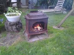 High Quality Old Woodstove