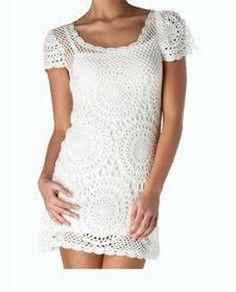 Crochet, Mini Dress, Crochet Dress, Clothes, Pattern, Cozy Dress, Fashion, Shirts, Knit Crochet