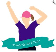 A great support for those with PCOS.  Look for a group in your state! They also raise money for PCOS research.