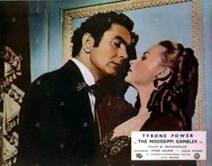 El caballero del Mississippi-Solo cine de aventuras